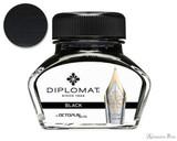 Diplomat Black Ink (30ml Bottle)