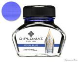 Diplomat Royal Blue Ink (30ml Bottle)