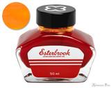 Esterbrook Shimmer Tangerine Ink (50ml Bottle)