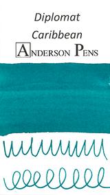 Diplomat Caribbean Ink Sample (3ml Vial)