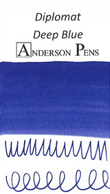 Diplomat Deep Blue Ink Sample (3ml Vial)