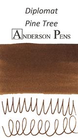 Diplomat Pine Tree Ink Sample (3ml Vial)