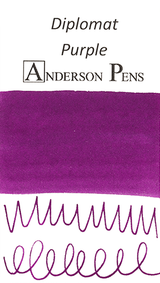Diplomat Purple Ink Sample (3ml Vial)