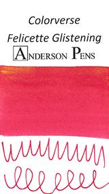 Colorverse Felicette Glistening Ink Sample (3ml Vial)