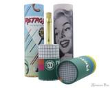 Retro 51 Tornado Vintage Metalsmith Rollerball - Raw Brass - Box