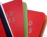 Field Notes Notebooks - LE FIFTY (3 Pack) - Colors