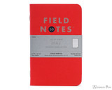 Field Notes Notebooks - LE FIFTY (3 Pack)