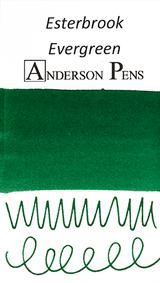 Esterbrook Evergreen Ink Sample (3ml Vial)