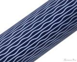 Faber-Castell Ambition Ballpoint - OpArt Deep Water - Pattern