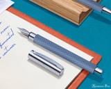 Faber-Castell Ambition Fountain Pen - OpArt Deep Water - Beauty