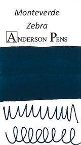 Monteverde Zebra Ink Sample (3ml Vial)