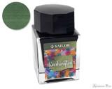 Sailor US 50 State Ink Series - Washington (20ml Bottle) - Bottle