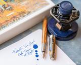 Visconti Van Gogh Fountain Pen - Café Terrace at Night - Beauty 1