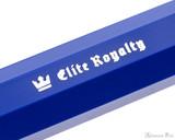 Kaweco Sport Fountain Pen - Royal Blue - Imprint 1