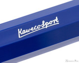 Kaweco Sport Fountain Pen - Royal Blue - Imprint 2