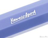Kaweco Sport Fountain Pen - Crown Blue - Imprint 2