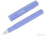 Kaweco Sport Fountain Pen - Crown Blue - Open