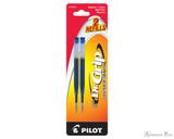 Pilot Dr. Grip Ballpoint Refill - Blue, Medium (2 Pack) - Box