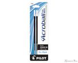 Pilot Acroball Ballpoint Refill - Black, Fine (2 Pack) - Box