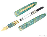 Esterbrook Estie Fountain Pen - Sea Glass with Gold Trim - Parted Out