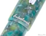 Esterbrook Estie Rollerball - Sea Glass with Palladium Trim - Trimband