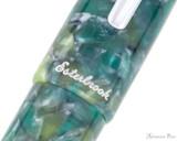 Esterbrook OS Estie Fountain Pen - Sea Glass with Palladium Trim - Trimband