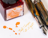Visconti Café Terrace at Night Ink (30ml Bottle) - Writing