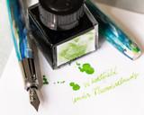 Visconti Wheatfield under Thunderclouds Ink (30ml Bottle) - Writing