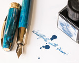 Visconti Wheatfield with Crows Ink (30ml Bottle) - Writing