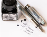 Visconti Old Vineyard with Peasant Woman Ink (30ml Bottle) - Writing