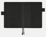Hobonichi 2022 Cousin Cover and Book Set - Leather: TS Basic - Black - Inside
