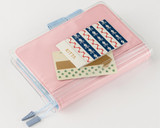 Hobonichi Cover on Cover for A6 Size Techo - Back