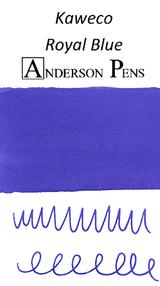 Kaweco Royal Blue Ink Color Swab
