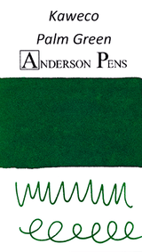 Kaweco Palm Green Ink Color Swab
