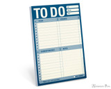 Knock Knock Classic Pad - To Do (Blue)