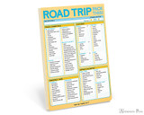 Knock Knock Classic Pad - Road Trip Pack This!