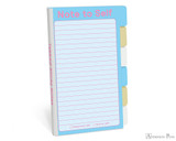 Knock Knock Tabbed Sticky Notes - Note to Self
