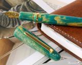 Esterbrook Estie Fountain Pen - Special Edition Accutron with Gold Trim -
