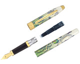 Cross Botanica Fountain Pen - Green Daylily - Parted Out