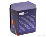 Private Reserve 2 Minutes to Midnight Blue Ink (110ml Bottle) Limited Edition - Box Back
