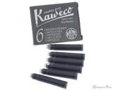 Kaweco Smokey Grey Ink Box and Cartridges
