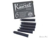 Kaweco Smokey Grey Ink Box and Cartridges