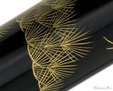 Namiki Chinkin Fountain Pen - Pine Tree - Pattern