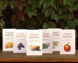 Field Notes Notebooks - Limited Edition Harvest Pack A (3 Pack) (Harvest A) - Covers