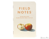 Field Notes Notebooks - Limited Edition Harvest Pack B (3 Pack) (Harvest B)