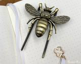 Esterbrook Bee Book Holder - Beauty 1