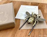Esterbrook Bee Book Holder - Beauty 3