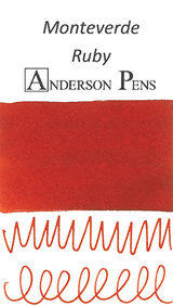 Monteverde Ruby Ink Color Swab