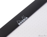 Rhodia No. 16 Staplebound Notepad - A5, Dot Grid - Black perforations