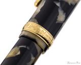 Platinum 3776 Celluloid Fountain Pen - Calico - Cap Band 2